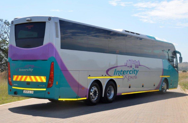 Intercity Express Buses in South Africa