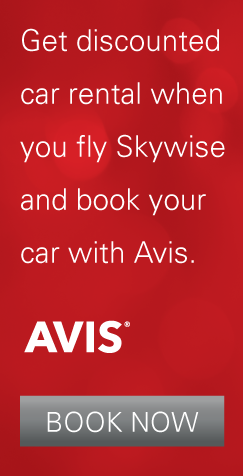 Argus car hire my booking