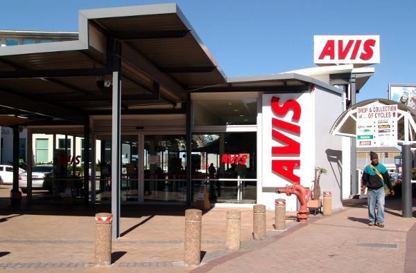 Avis at Cape Town International Airport