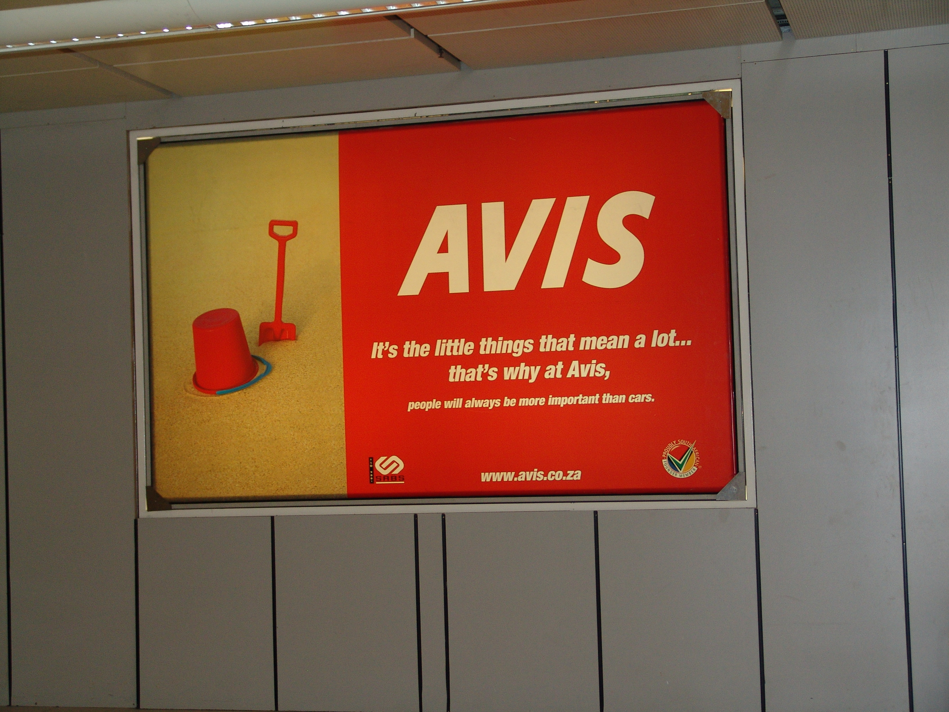 Avis Car Rental Za