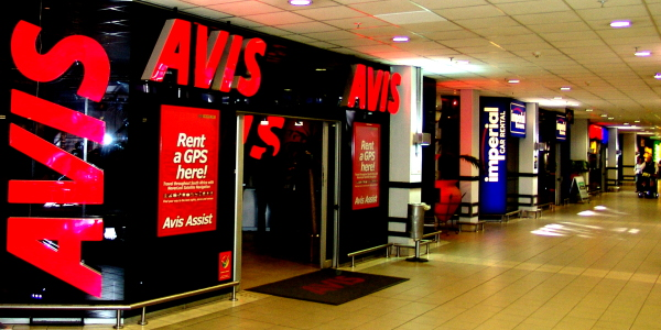 Avis Car Rental South Africa Phone Number