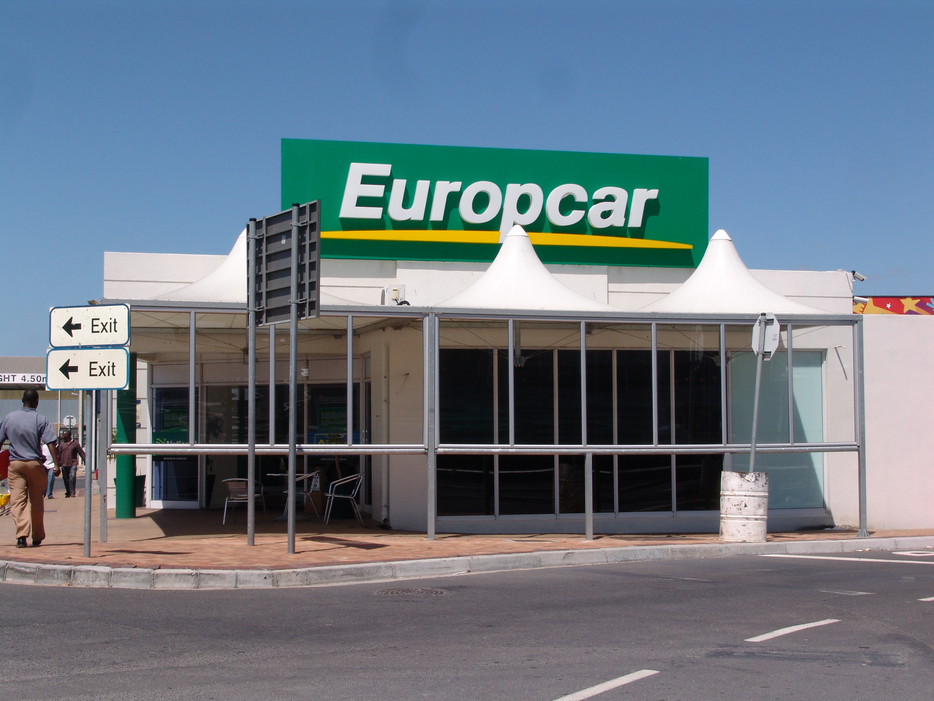 Europcar Cape Town Reservations