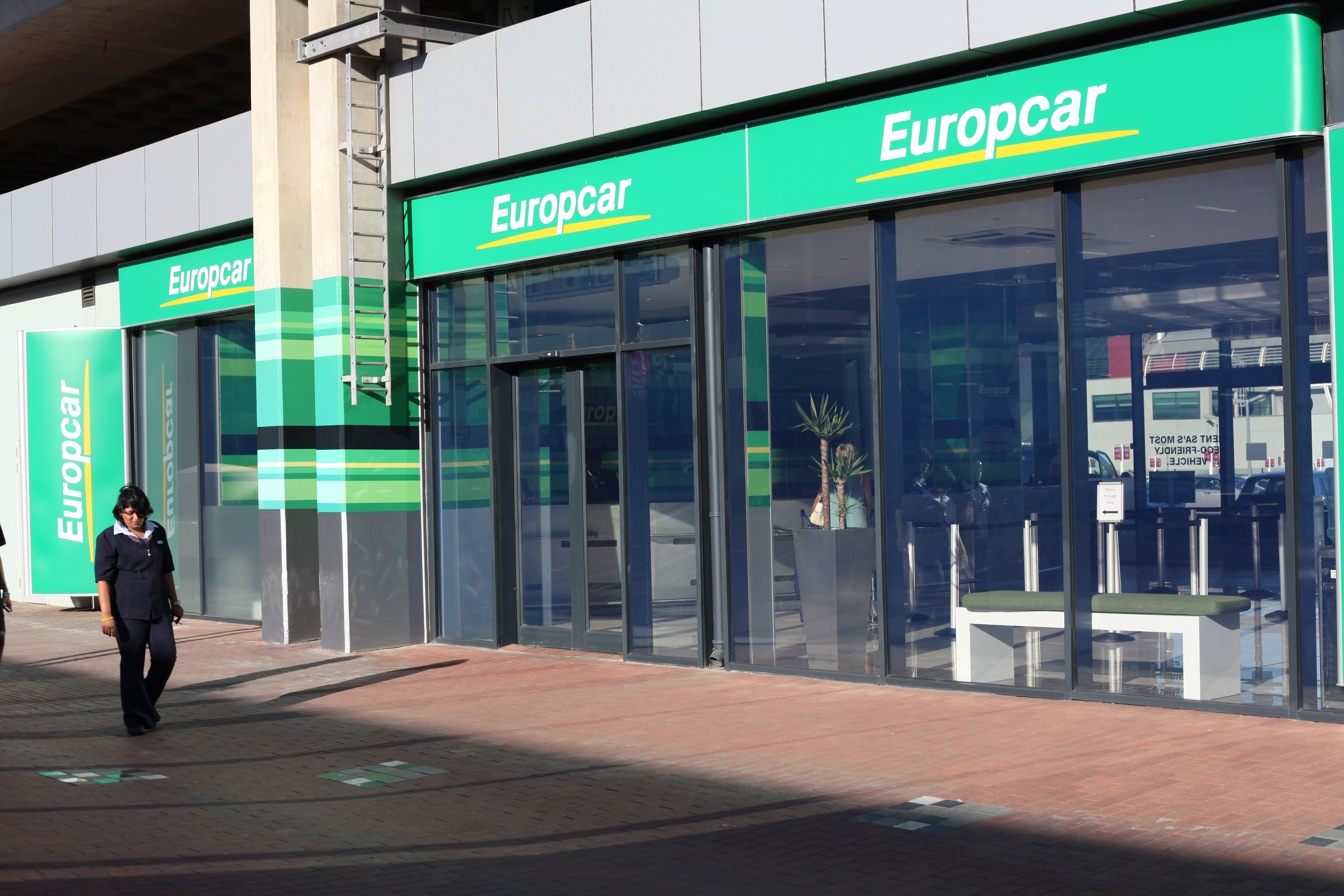 Europcar Durban Bookings