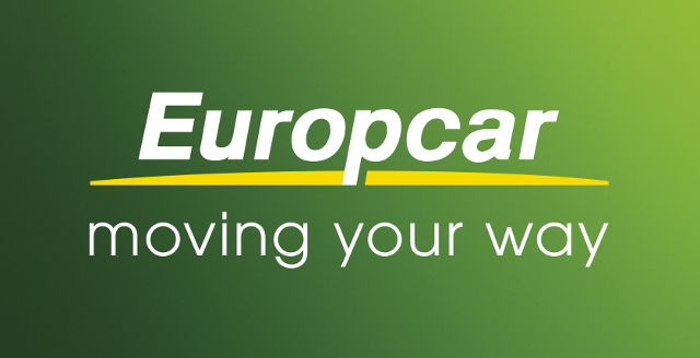 Europcar moving your way logo