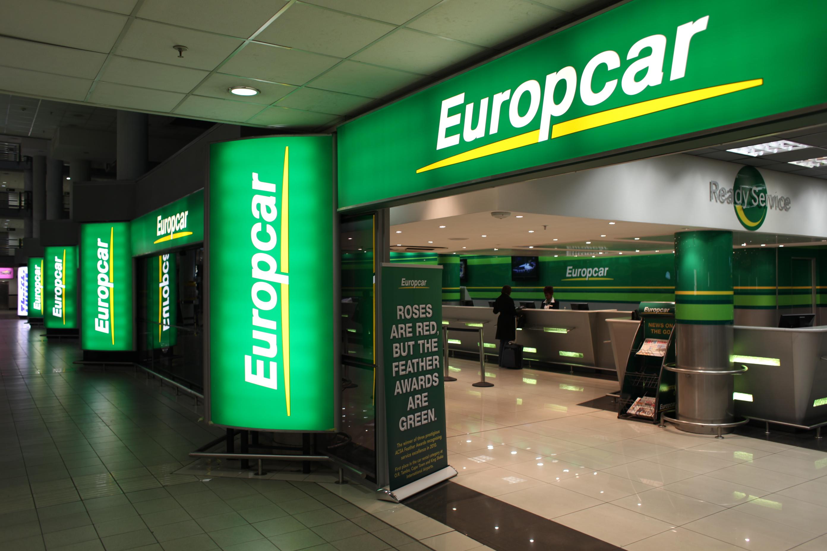 Europe Car: Europcar Johannesburg Reservations