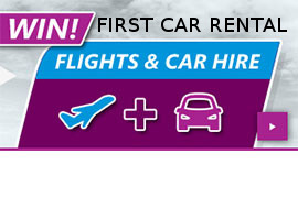 First Car Rental FlySafair Competition
