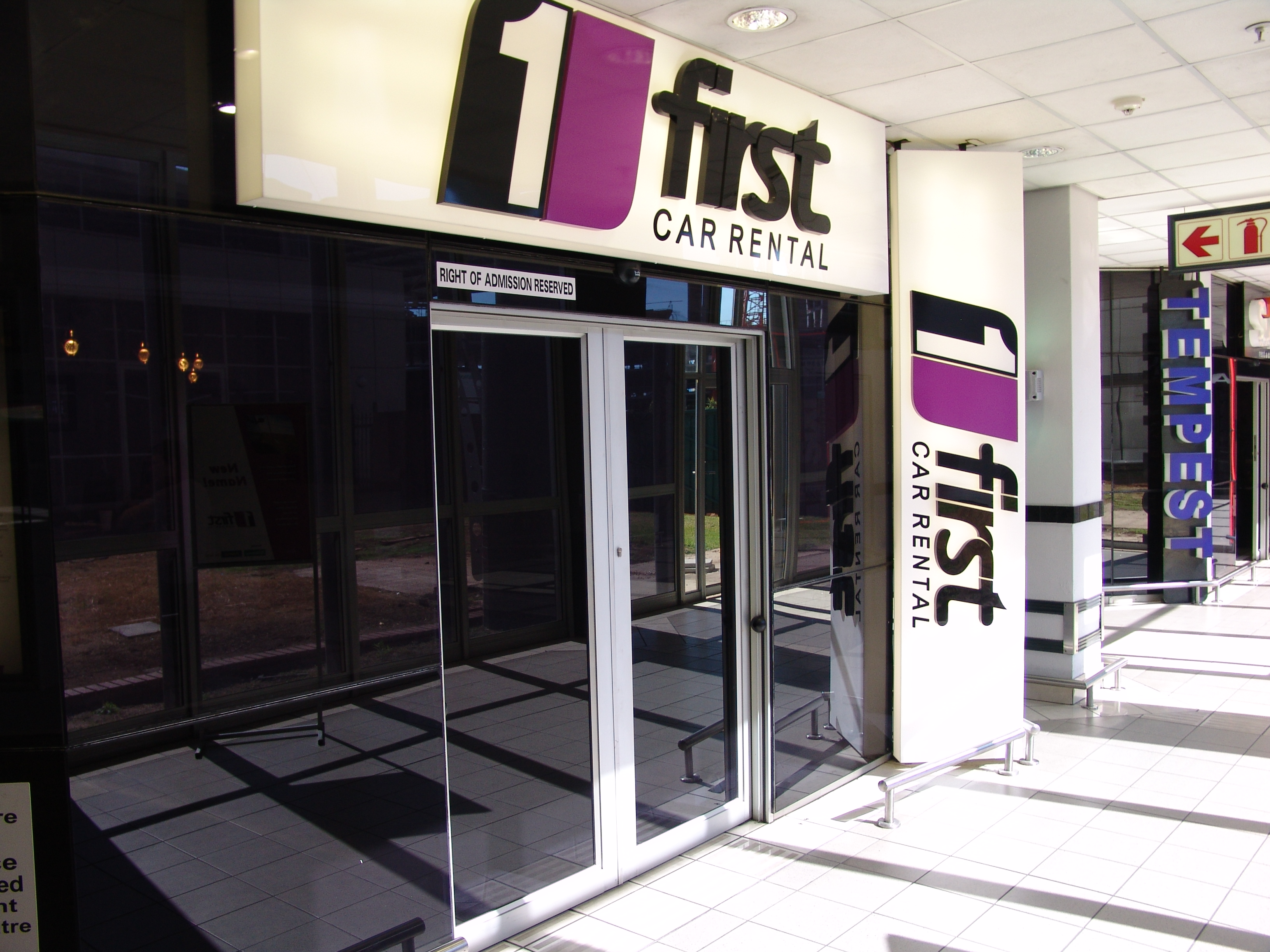 First Car Hire Johannesburg
