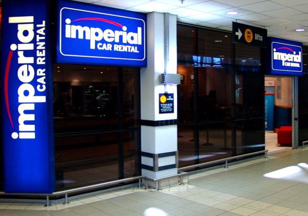 Imperial Car Hire Johannesburg South Africa