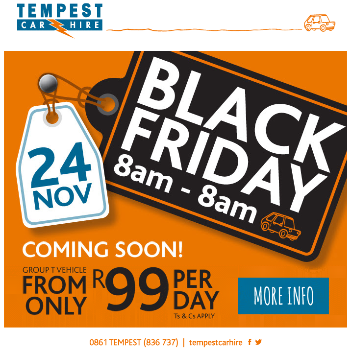 tempest car hire tempest south africa. Black Bedroom Furniture Sets. Home Design Ideas
