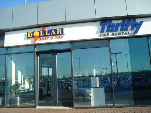 Dollar Thrifty Car Rental King Shaka Airport
