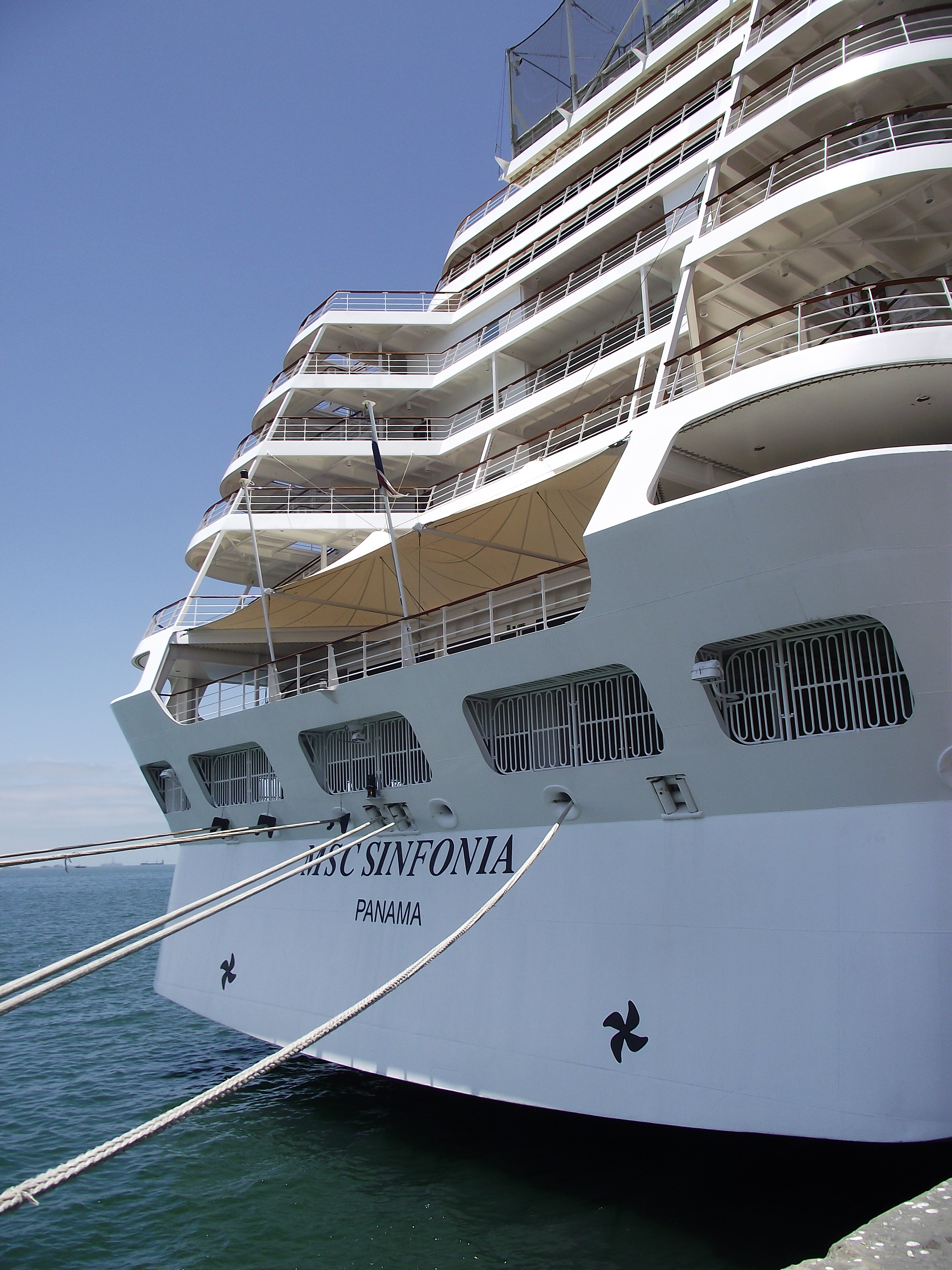 Cape Town To Walvis Bay Cruise