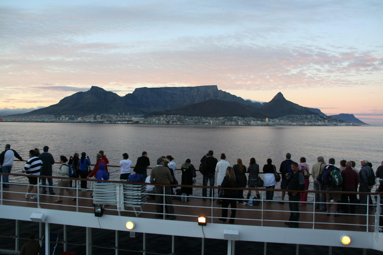 Cruises From Durban To Cape Town