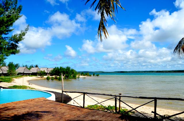 Pomene Lodge, Mozambique