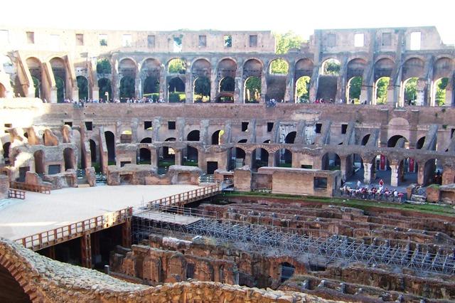 Rome, Colusseum