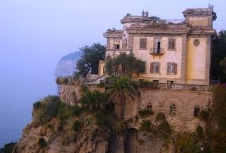 Sorrento's buildings