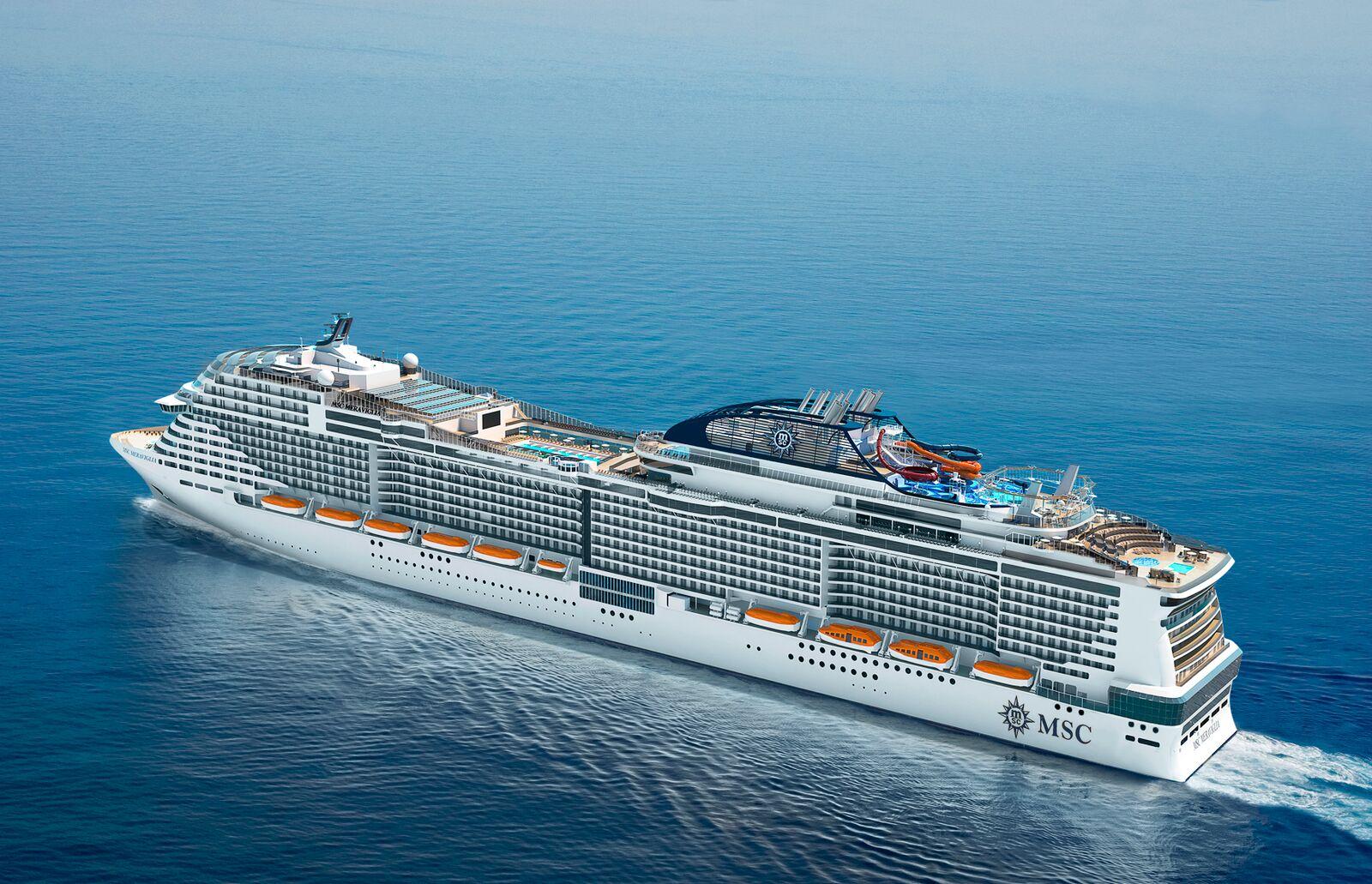 Msc Meraviglia Cruise Bookings 2019 2020