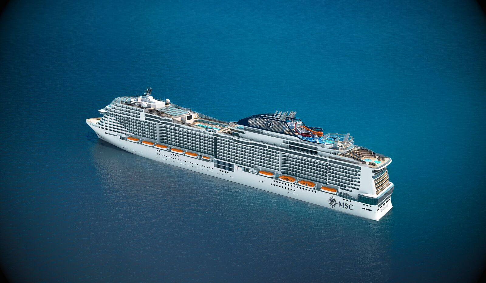 MSC Meraviglia Cruise Bookings - Cruise ships with wifi
