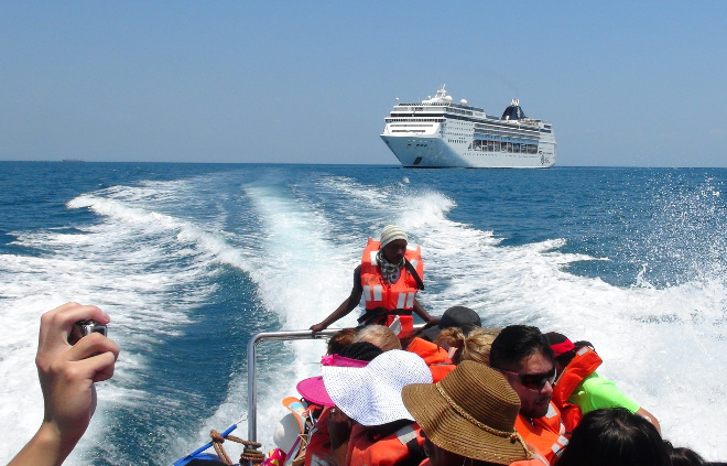 Msc Cruises In South Africa 2019 2020