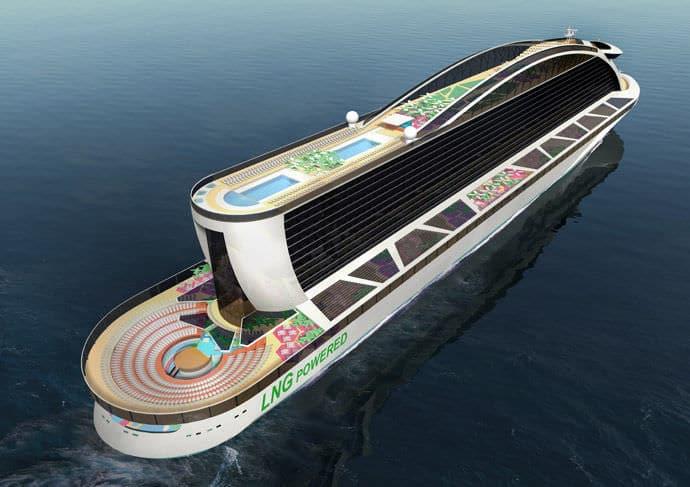 Msc World Class Cruise Ships