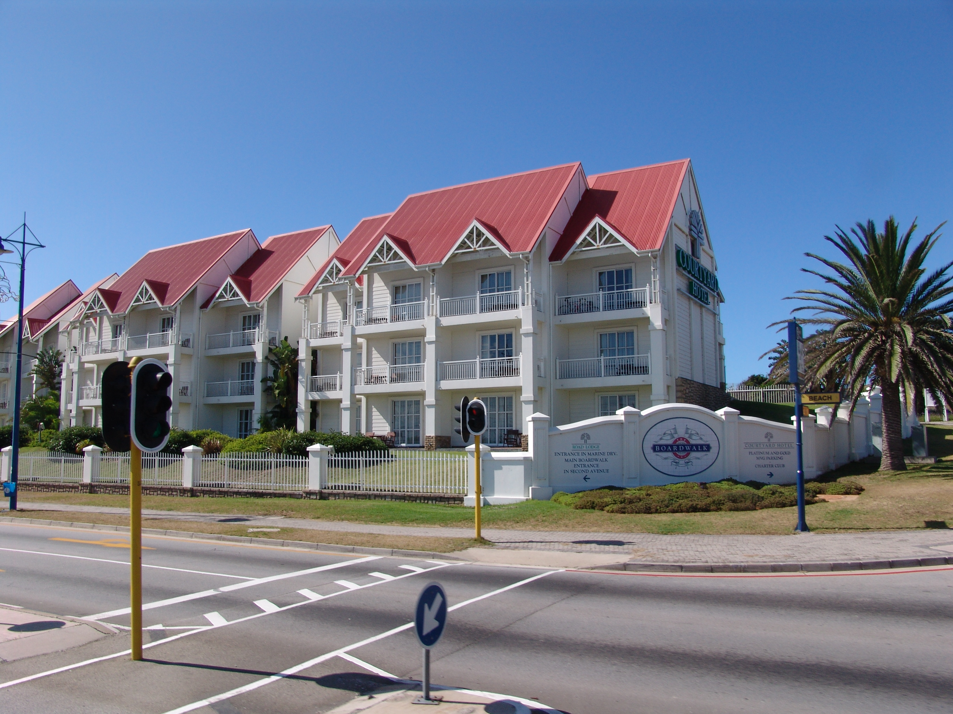 Courtyard Hotel In Port Elizabeth