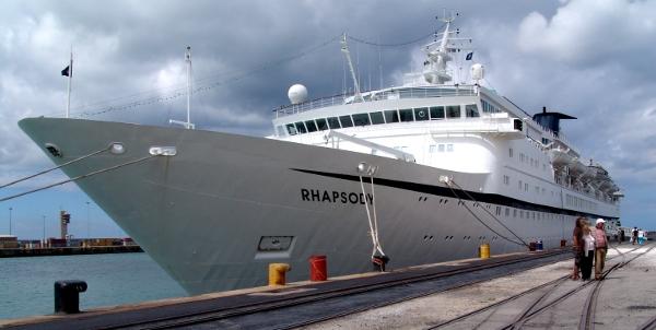 Rhapsody in PE harbour