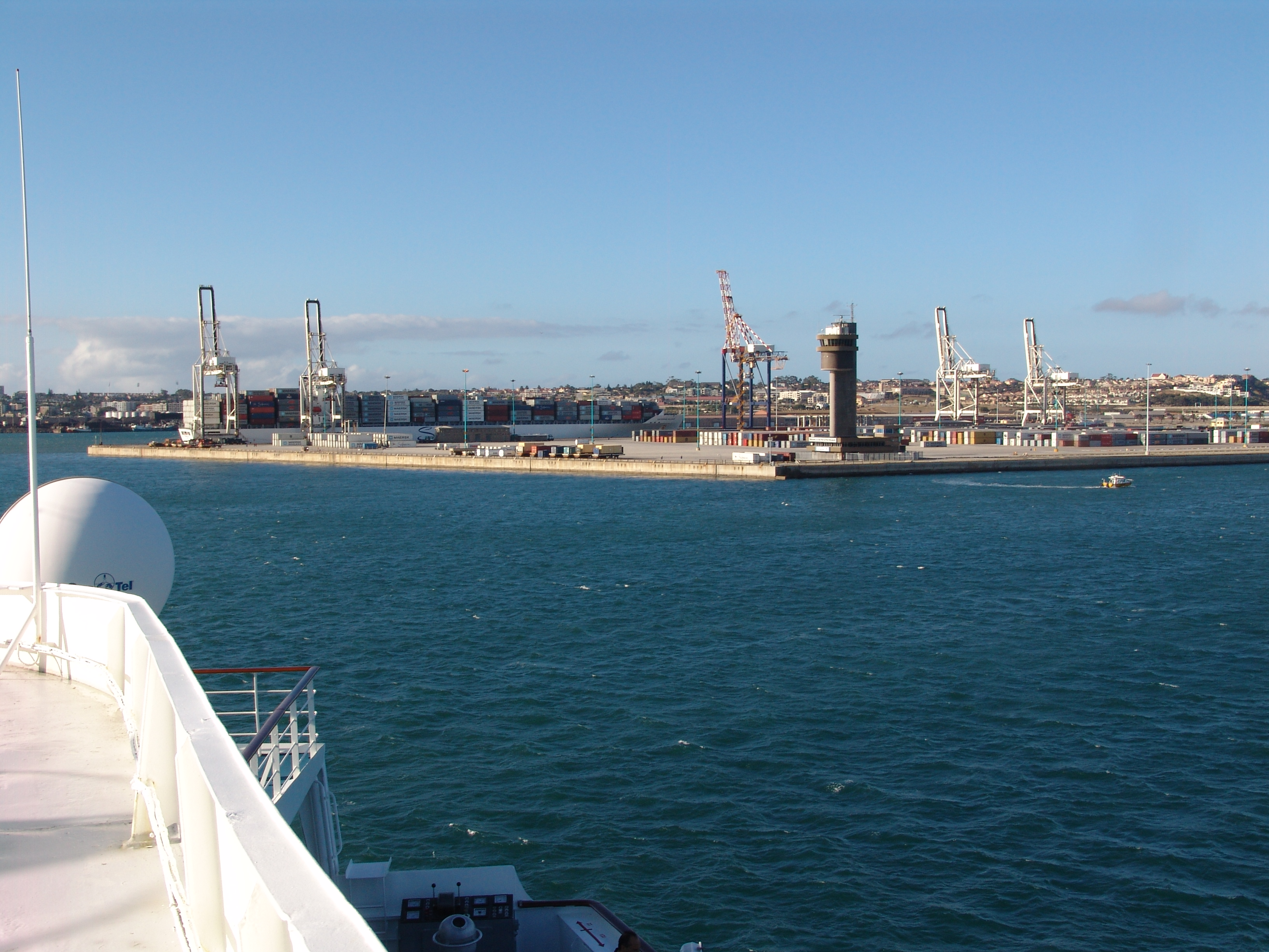 Cruising to from port elizabeth - Cape town to port elizabeth itinerary ...