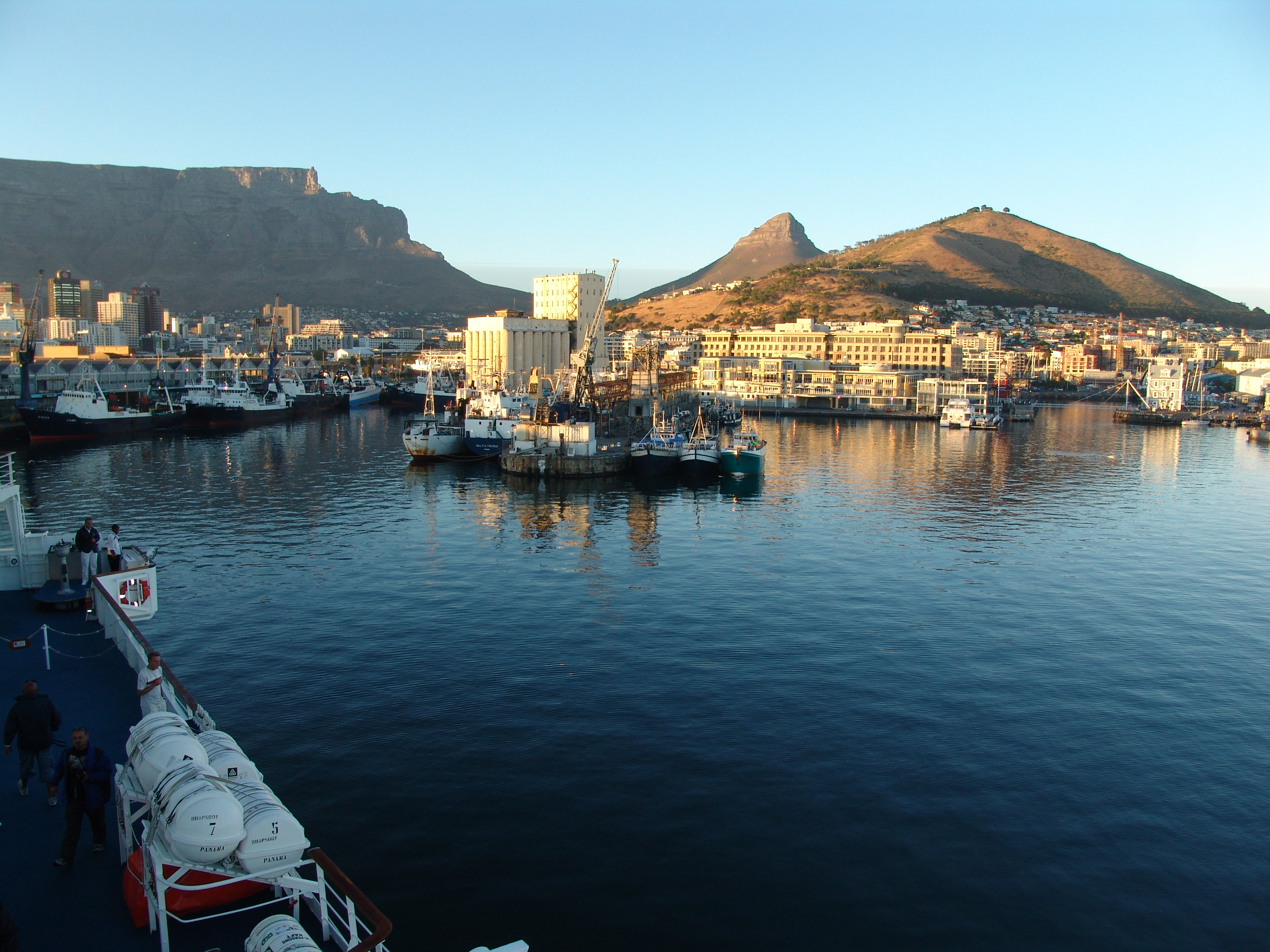 Cruise From Singapore To Cape Town