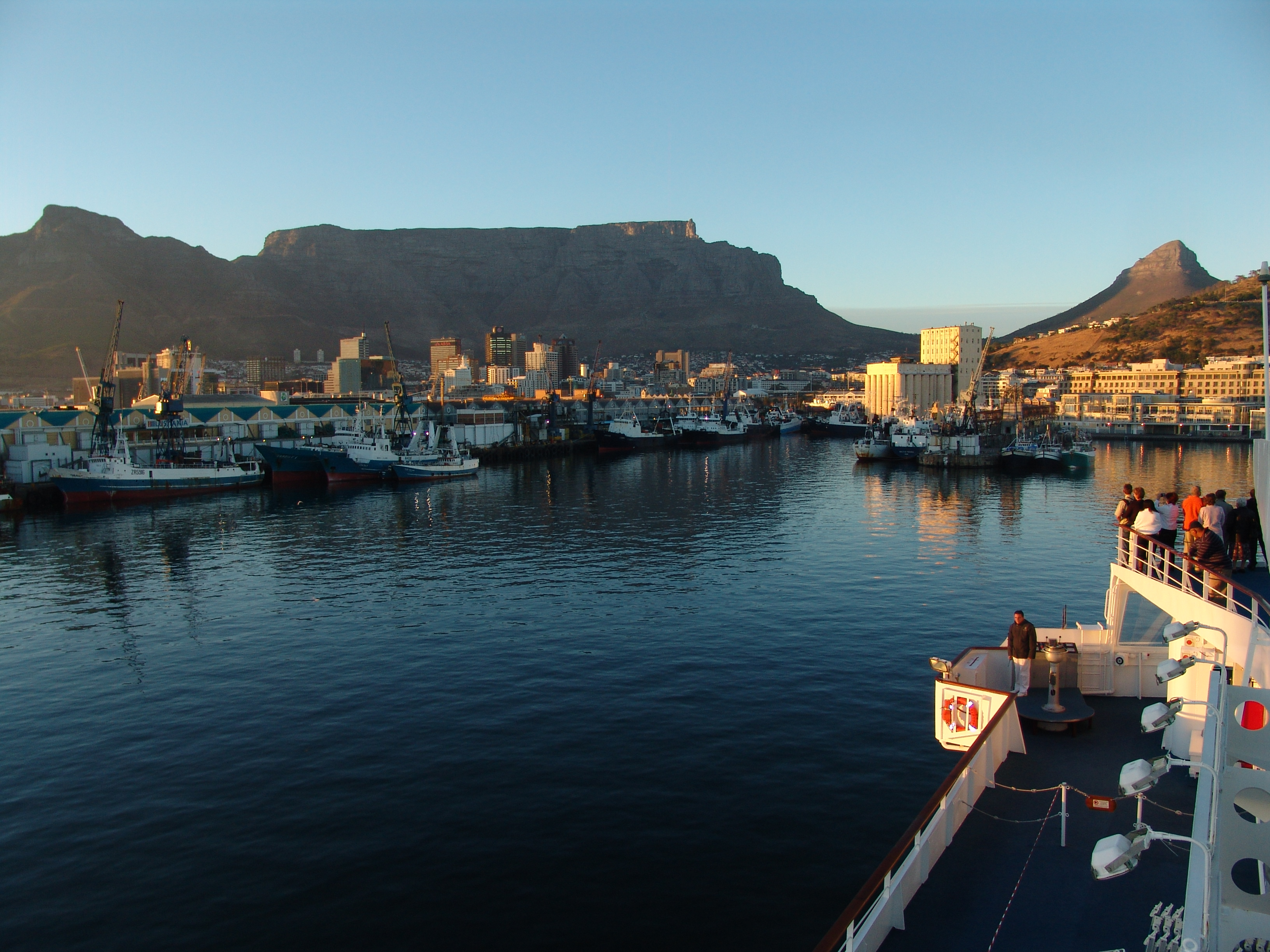 Cruise from singapore to cape town - Cape town to port elizabeth itinerary ...
