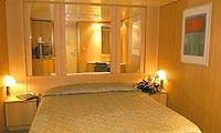 MSC Sinfonia inside cabin
