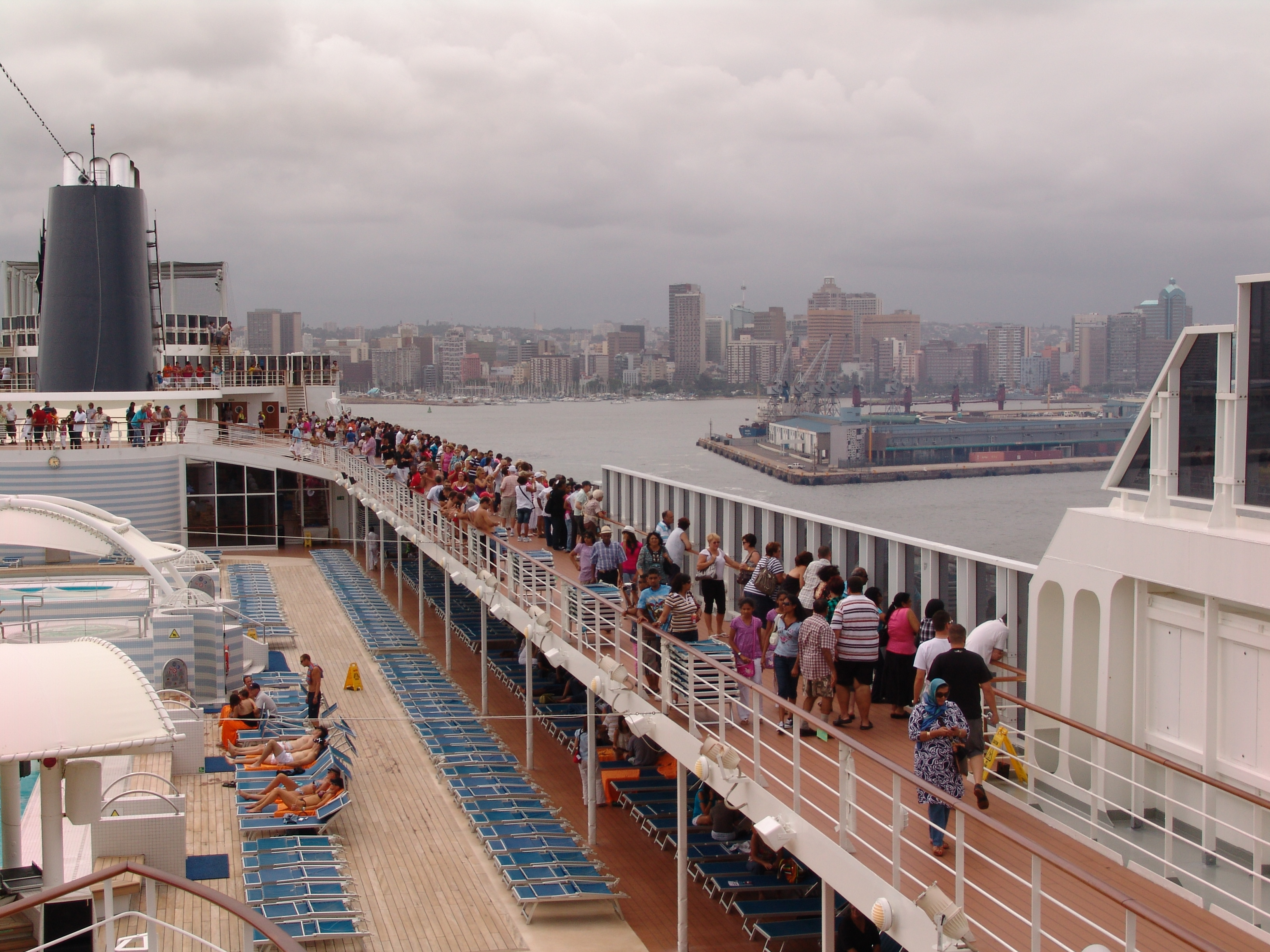 Msc Sinfonia Cruise From Durban