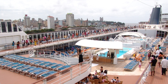 Msc Sinfonia From Durban To Portuguese Island