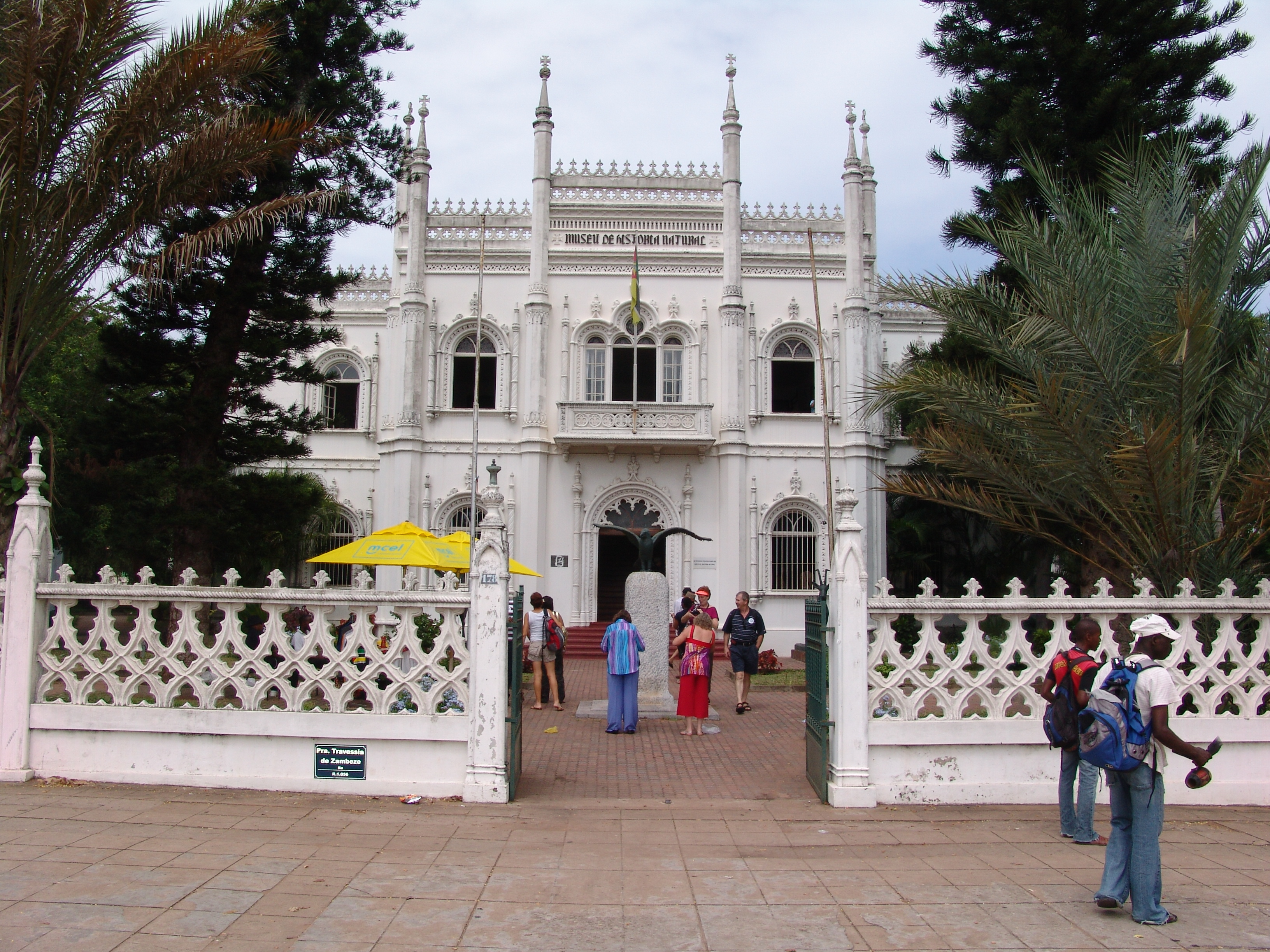 Museum Of Natural History Maputo