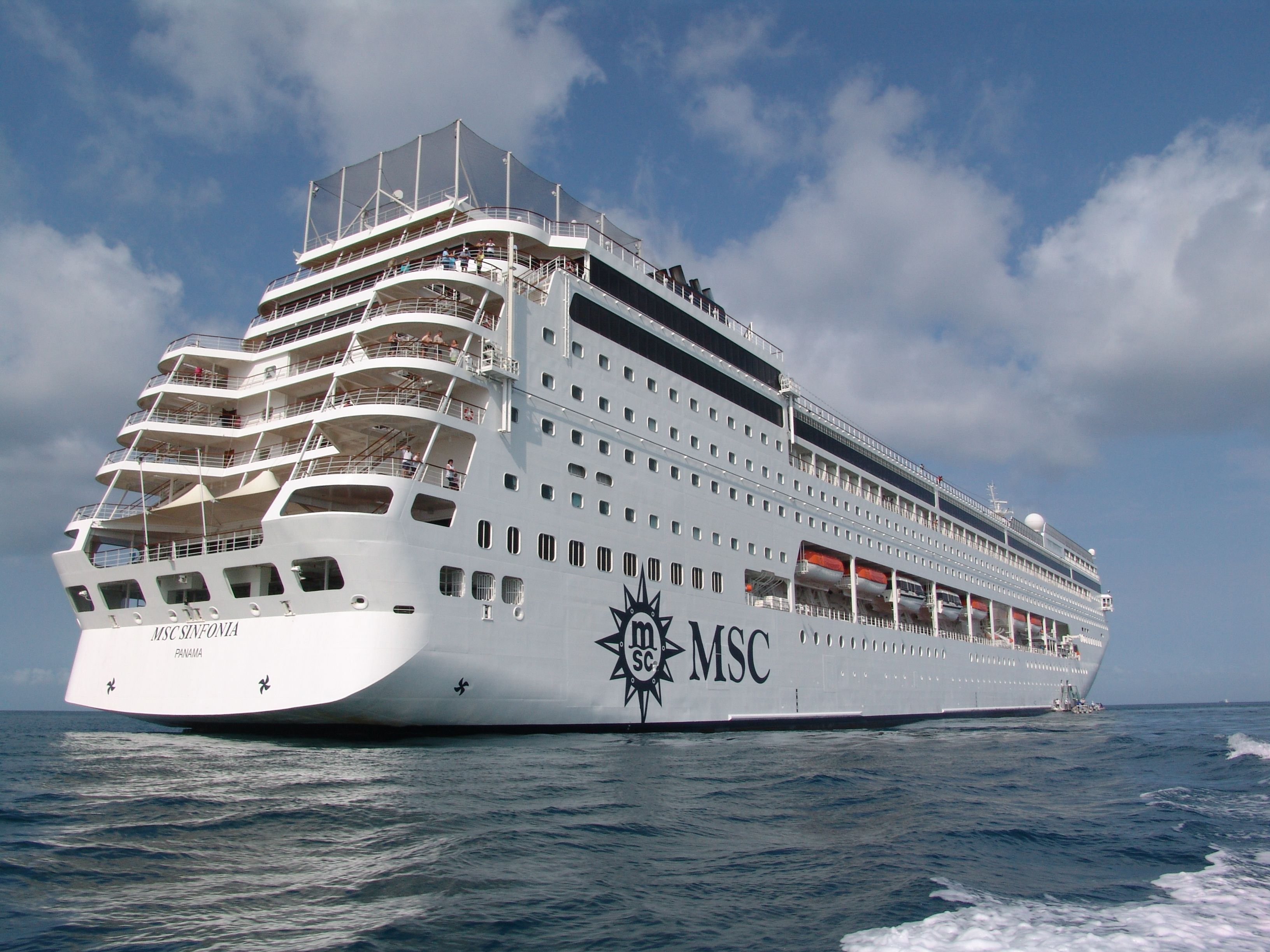 MSC Sinfonia Cruise Bookings 201718