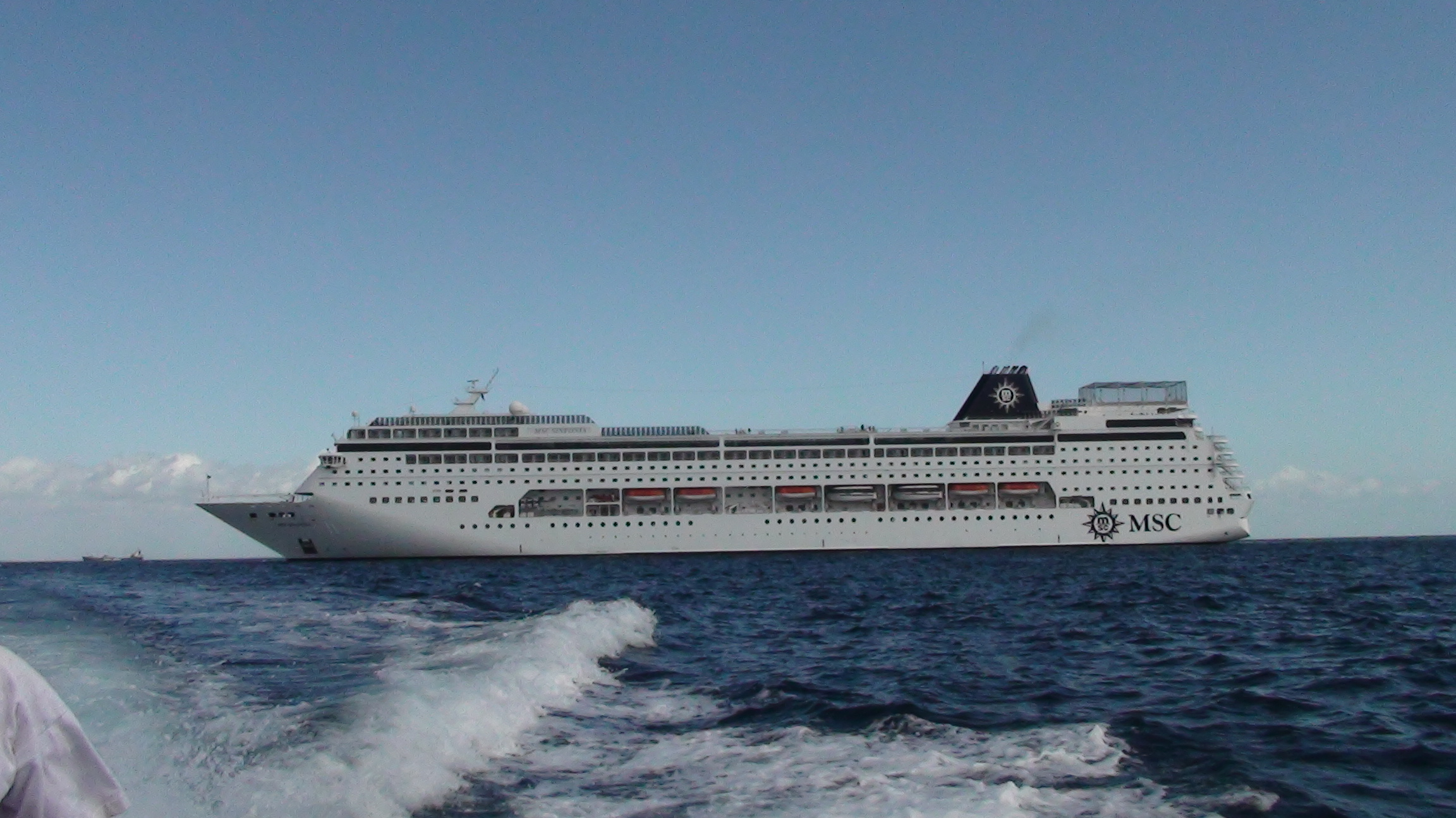 MSC Sinfonia Cabin Categories - Symphony cruise ship south africa