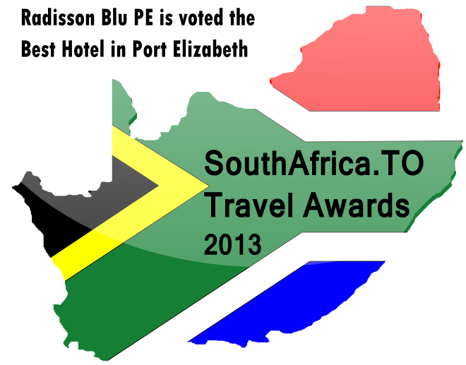 Best Hotel in Port Elizabeth is the Radisson Blu PE