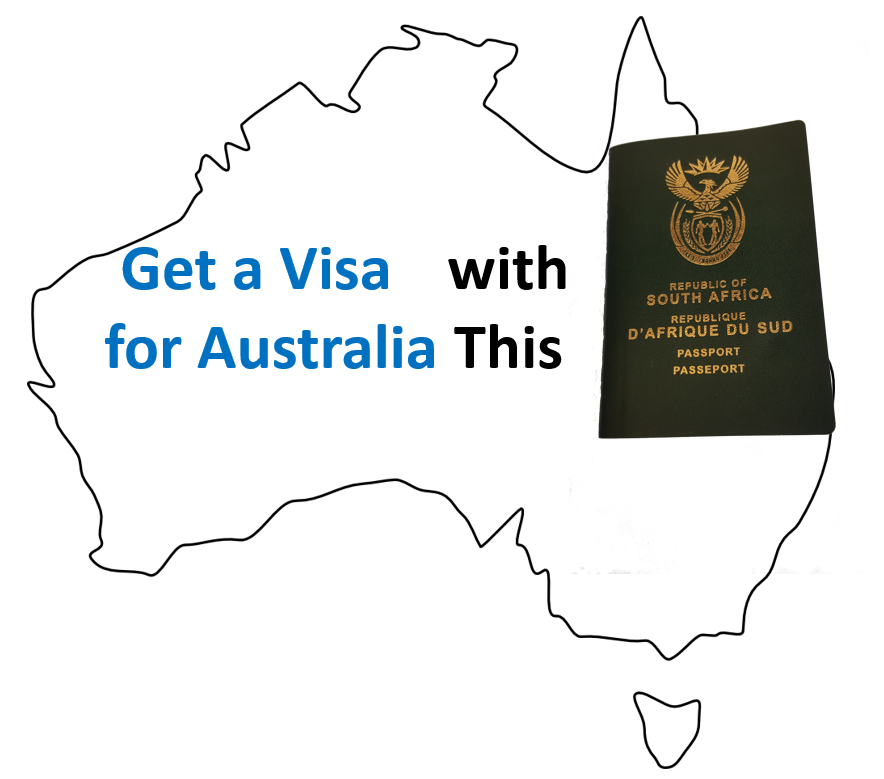 Australia Visa Requirements for South Africans on saudi arabia work permit, georgia work permit, papua new guinea work permit, singapore work permit, canada work permit,