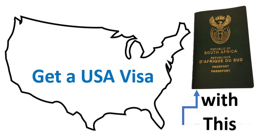 USA Visa Requirements for South Africans